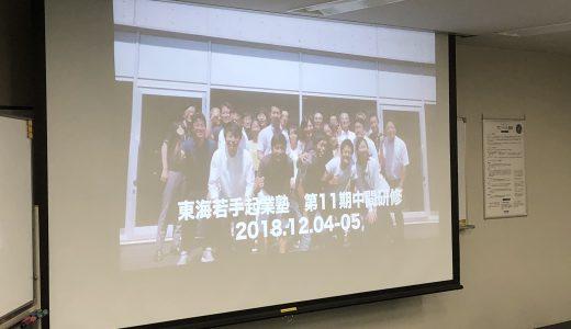 東海若手起業塾の中間研修@ブラザーミュージアムに参加してきた話